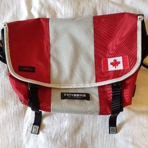 NWT Timbuk2 LIMITED EDITION CANADA Messenger Bag
